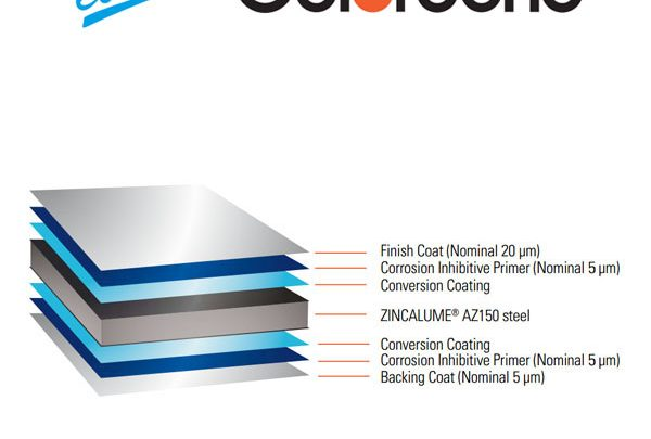 What Is Clean COLORBOND® Steel? and why Buy Iridak Roofing CLEAN COLORBOND® Roofing Sheets