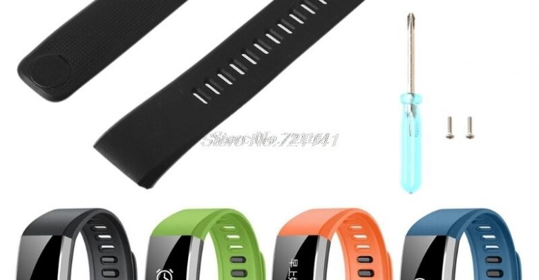 Silicone Replacement Band Wrist Strap For Huawei Band 2/Band 2 pro Smart Watch Electronics Stocks