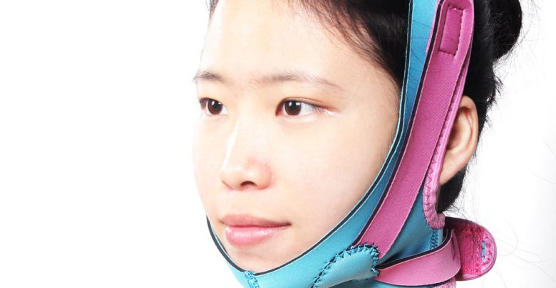 Health Care Toughen the take form Skinny Face Masks Health Care Slimming Facial Jaw take Double Chin Skin Care Bandage Belt