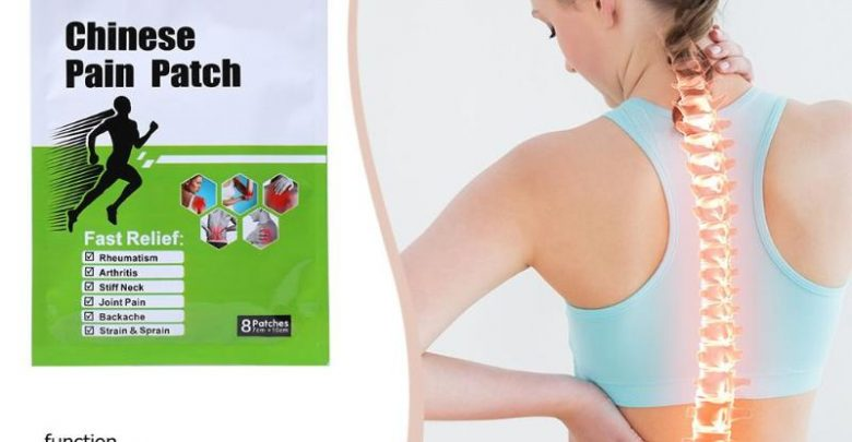 Health Care Clinical Plaster Distress Relief Patch Joints Muscle Physique Leisure Foot Care  Distress Relief Health Care