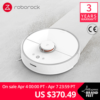 Roborock S50 S55 Xiaomi Robotic Vacuum Cleaner 2 for House Mi Wise Carpet Cleansing Dirt Sweeping Wet Mopping Robotic Planned Stunning
