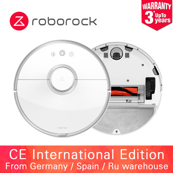 Roborock S50 S55 XIAOMI MIJIA Robot Vacuum Cleaner 2 for Dwelling Automatic Sweeping Mud Sterilize Washing Mop Dapper Deliberate WIFI