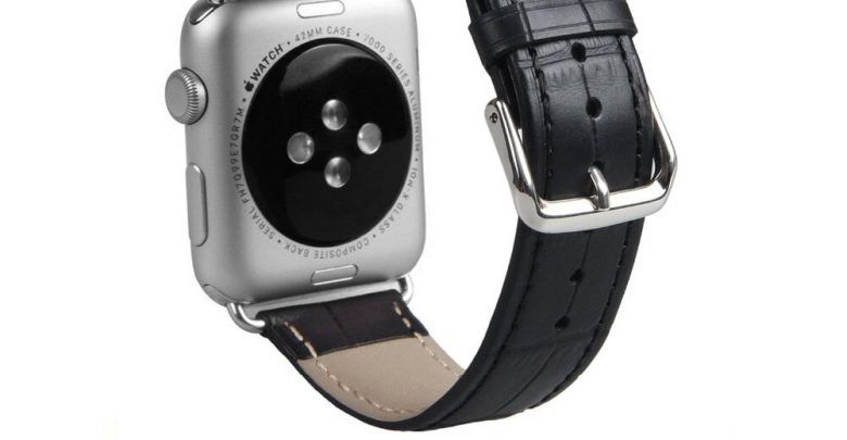 Discover Strap High quality Qualified Cow Leather-primarily primarily based mostly Strap For Discover band for apple discover Sequence 1 2 3 band 38mm/42 mm Apple Discover 4 Band