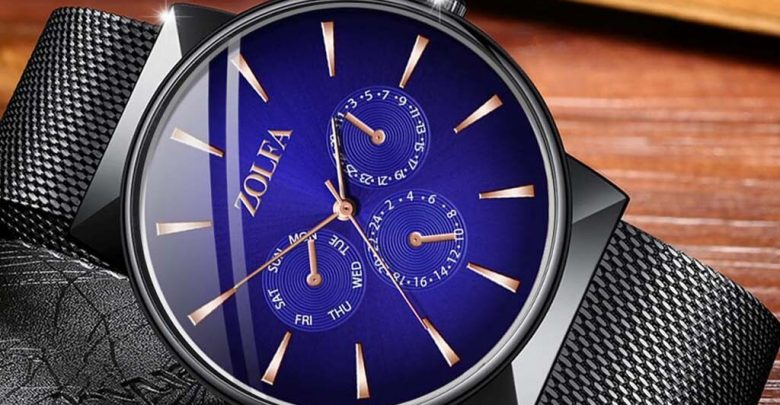 Gape Industry Watches For Males Quartz Watches Stainless Steel Casual Costume Gape Bracelet Watches Mens Watches Prime Note Luxury