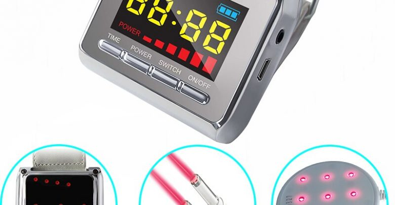 Health Care Cold Laser Leer Hypertension Hyperglycemia Therapeutic Instrument Health Care House  Employ Straightforward to Operate