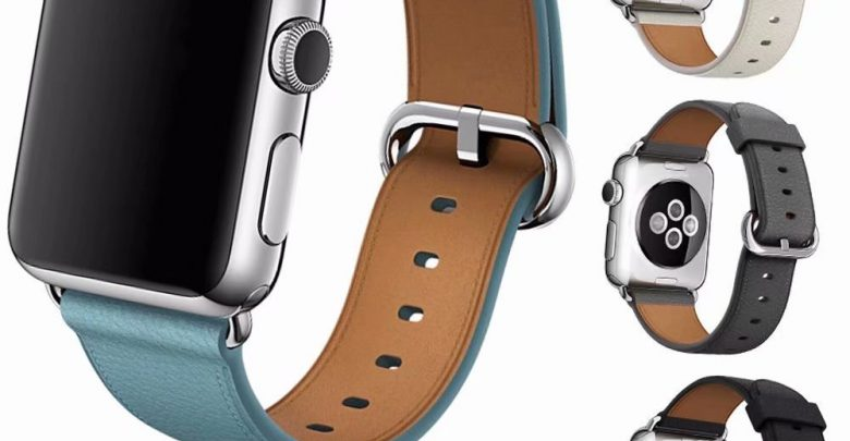 Seek Band for Apple Seek Sequence 4 3 2 1 for iwatch Strap 38/42mm Neat Seek Accessories for Apple Seek Wrist Band Leather-based completely mostly