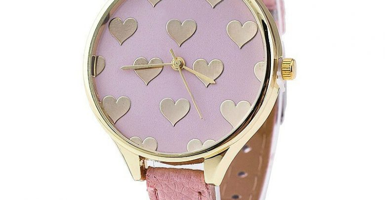 Watches 2019 Fresh Women's Watches Leather-based completely Bracelet Style Heart Leer Sample Quartz Leer Wrist Watches Laides Casual Women