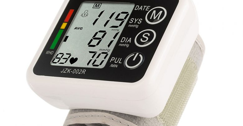 Successfully being Care Automatic Digital Wrist Blood Tension Video show Meter Cuff Blood Tension Measurement Successfully being Video show Sphygmomanometer